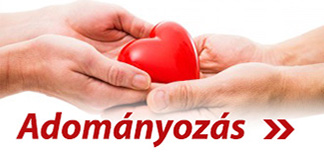 Adományozás